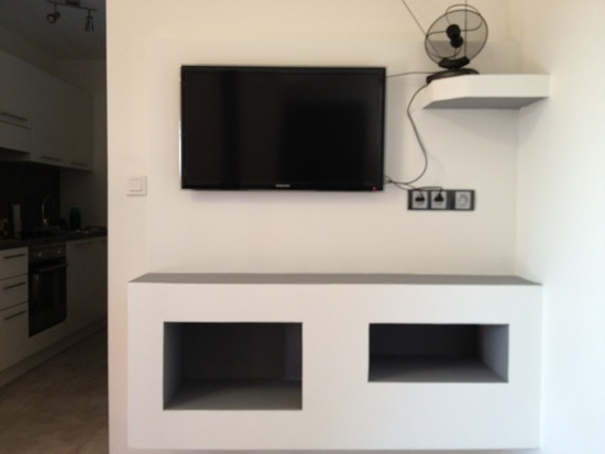 meuble tv f en placo marseille thefanclub. Black Bedroom Furniture Sets. Home Design Ideas